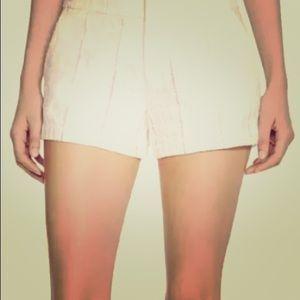 White eyelet shorts by Joie anthropology